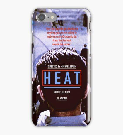 HEAT 9 iPhone Case/Skin