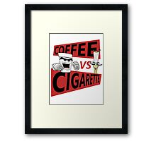 STYRO THE CUP - MAIN EVENT Framed Print