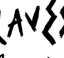 Slaves Sticker
