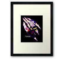 Hisoka Framed Print