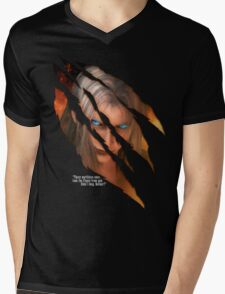 Sephiroth Mens V-Neck T-Shirt