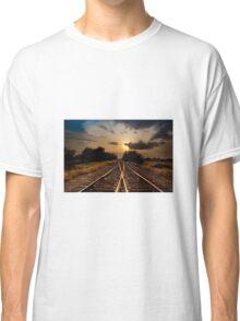 Radiant Rail Classic T-Shirt