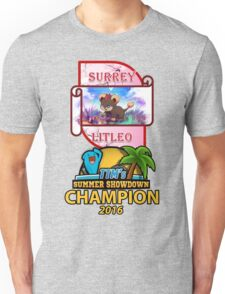 Summer Showdown Champion Design T-Shirt
