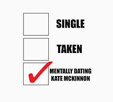 Metally Dating Kate McKinnon Men's Baseball ¾ T-Shirt