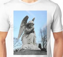 Praying Angle Unisex T-Shirt