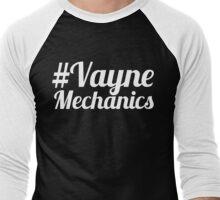 #Vayne Mechanics - League of Legends - Black Men's Baseball ¾ T-Shirt