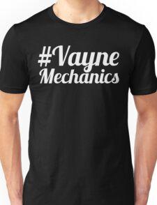 #Vayne Mechanics - League of Legends - Black Unisex T-Shirt