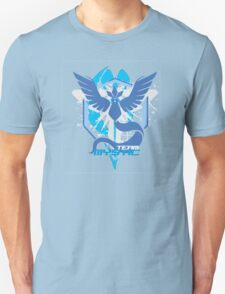 Bad ASH Pokemon Go Team Mystic Shirt  Unisex T-Shirt
