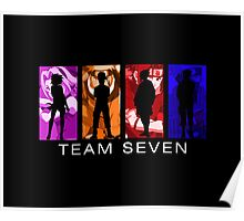 Team Seven Poster