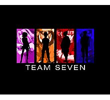 Team Seven Photographic Print