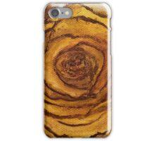 Golden Blossom iPhone Case/Skin