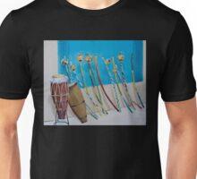 Capoeira Berimbau Painting Unisex T-Shirt
