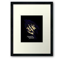 Vincent Volaju Framed Print