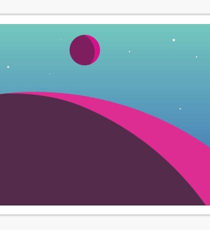 Exoplanets  Sticker