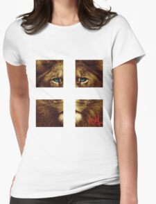 the LION Womens Fitted T-Shirt