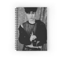lotto Lay exo Spiral Notebook