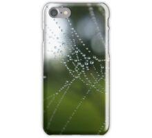 Dewy Webs iPhone Case/Skin