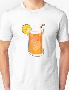 Cartoon Ice tea Unisex T-Shirt