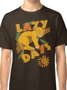 Simba - Lazy Days Classic T-Shirt