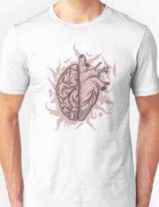 Brainheart Logo Unisex T-Shirt