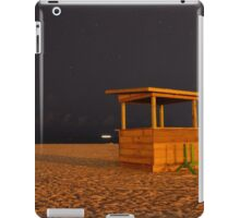 Beach Shack After Hours iPad Case/Skin