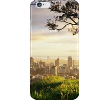 Mt Eden, Auckland iPhone Case/Skin