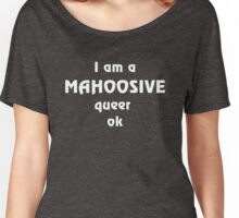 Mahoosive Queer Women's Relaxed Fit T-Shirt