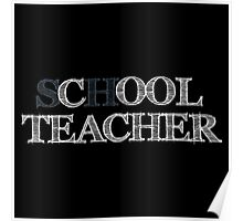 Cool Teacher Poster