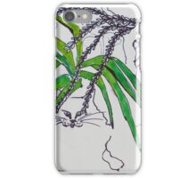 BooBoo Incognito in the Garden, May 2010 iPhone Case/Skin