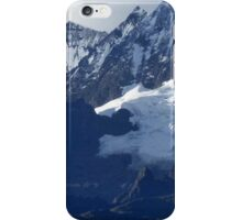 Blue Cold Glacier iPhone Case/Skin