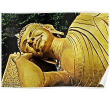 Let Sleeping Buddha Lie © Poster