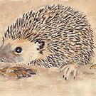 Hedgie, the African Hedgehog by Maree Clarkson