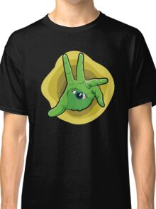 Hand Eye Coordination Classic T-Shirt