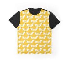 dachshund - yellow tulips Graphic T-Shirt