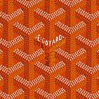 Goyard Orange by jmntparty