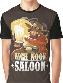 High Noon Saloon Graphic T-Shirt