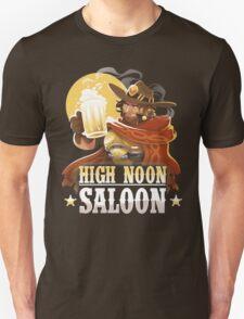 High Noon Saloon Unisex T-Shirt