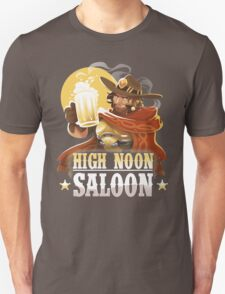 High Noon Saloon Unisex T-Shirt