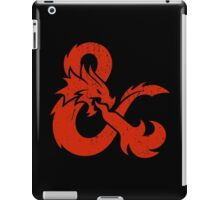 Dungeons & Dragons iPad Case/Skin