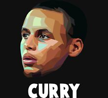 curry Womens Fitted T-Shirt
