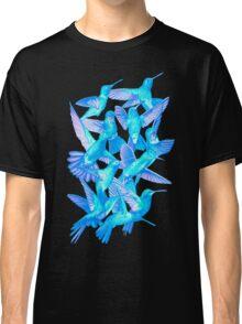 Hummingbird Dance in Sharpie (IceBird Edition) Classic T-Shirt