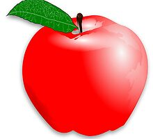 Red Apple by kwg2200