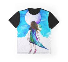 Hearts Calling Graphic T-Shirt
