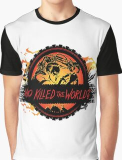 queen of fury Graphic T-Shirt