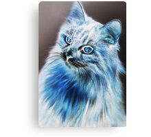 Blue Spirit Canvas Print