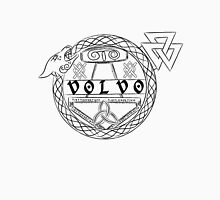 Ancient Volvo Logo with Jörmungandr Classic T-Shirt