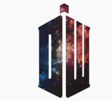 Doctor Who Galaxy by Rob Delz