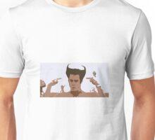 Ace Ventura White Devil Unisex T-Shirt