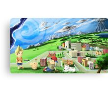 earthbound mother Canvas Print