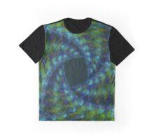 Vortex Fractal Graphic T-Shirt